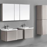 Euro Wall-Mounted Vanities