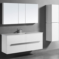Urban Wall-Mounted Vanities