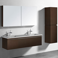 Venasca Wall-Mounted Vanities