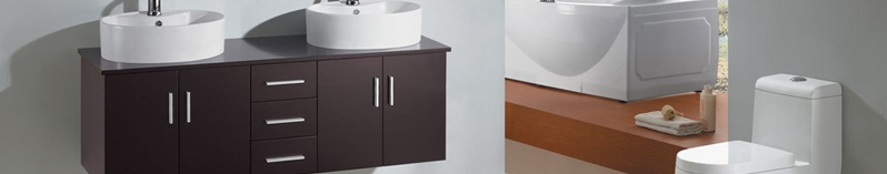 Wall-Mounted Bathroom Vanities