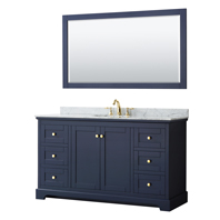 Avery Free-Standing Transitional Bathroom Vanities