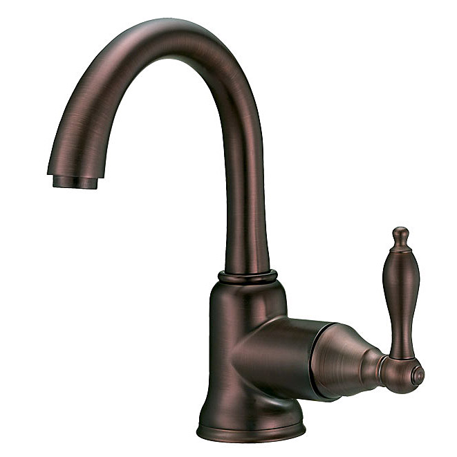 oil rubbed bronze bathroom sink faucet danze 174 fairmont single handle lavatory faucet 25639
