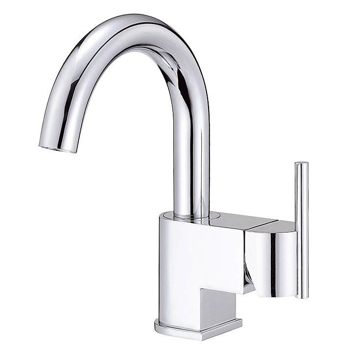 Danze Como Single Handle Lavatory Faucet, Chrome D222542 by Danze