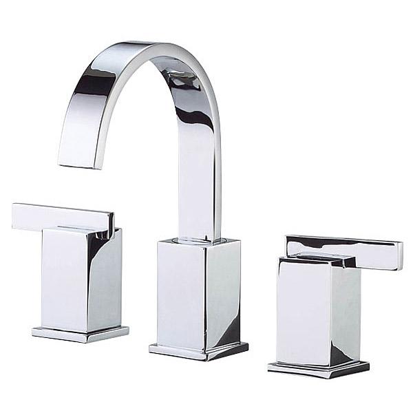 Danze Sirius Widespread Lavatory Faucets, Chrome by Danze