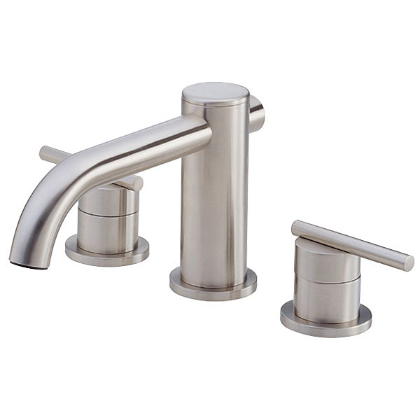 Danze Parma Roman Tub Faucet Trim Kit Brushed Nickel Free Shipping Modern Bathroom