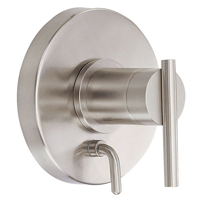 Danze Parma Trim Kit For Valve Only with Diverter, Brushed Nickel by Danze