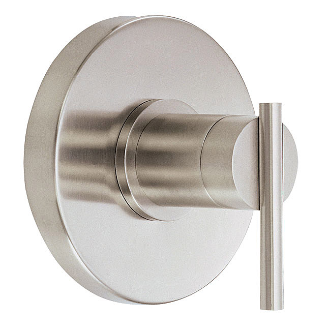 Danze Parma Trim Kit For Valve Only, Brushed Nickel by Danze