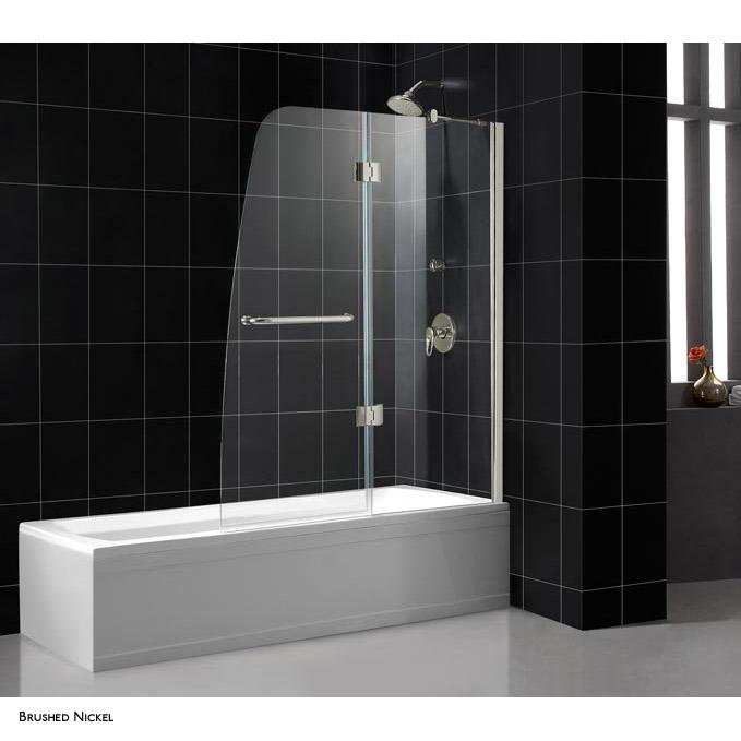 Bath Authority Dreamline Aqua Clear Glass Tub Door Free
