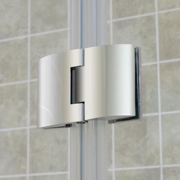 Bath Authority DreamLine Aqua Clear Glass Tub Door | Free Shipping   Modern  Bathroom