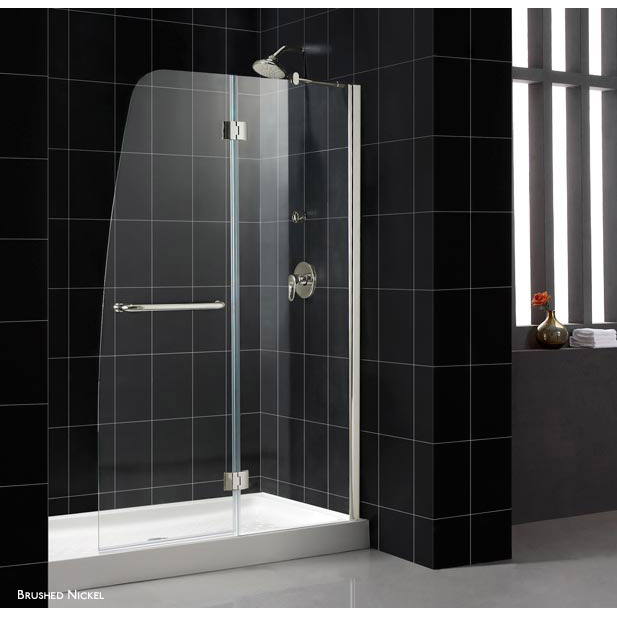 Bath Authority Dreamline Aqua Clear Glass Shower Door