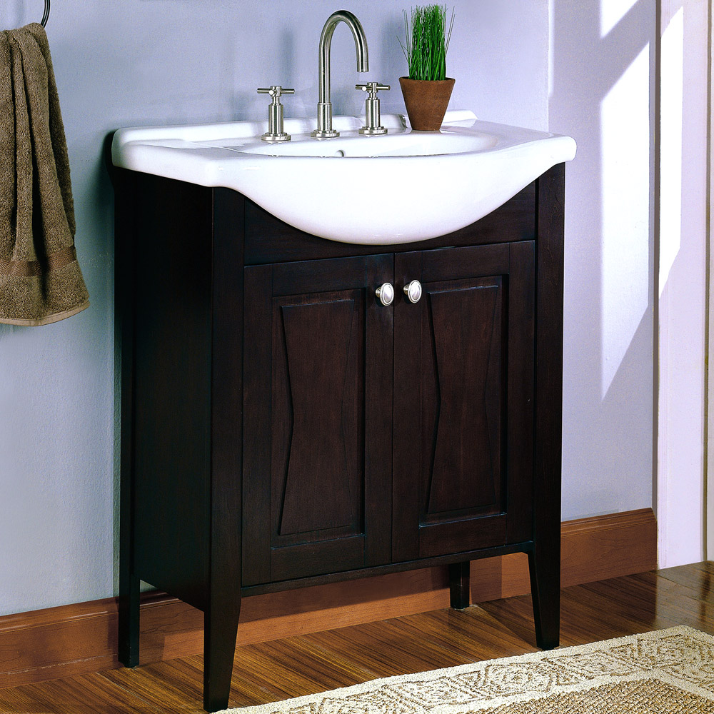 bathroom sink and cabinet combo fairmont designs 30 quot lifestyle collection bowtie vanity 11652