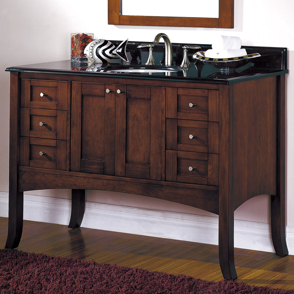 Fairmont Designs 48 Quot Lifestyle Collection Shaker Vanity