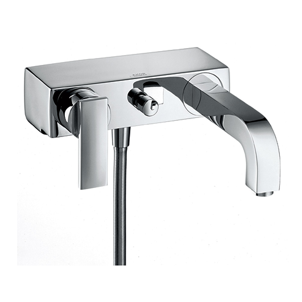 hansgrohe axor citterio tub filler free shipping modern bathroom. Black Bedroom Furniture Sets. Home Design Ideas