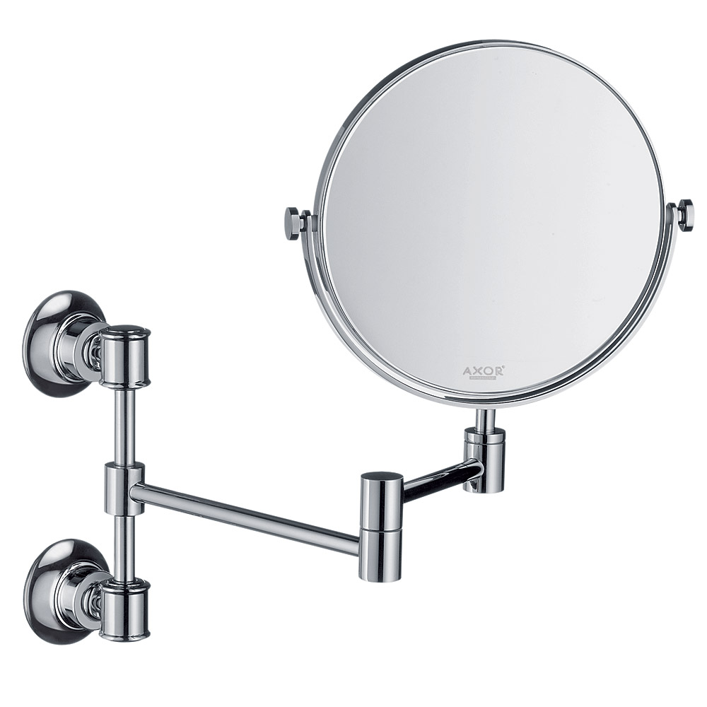 Hansgrohe Axor Montreux Pull Out Shaving Mirror Free
