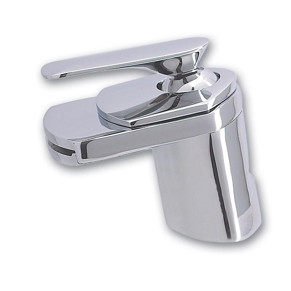 Paris 1 Single Hole Bathroom Faucet Chrome Free