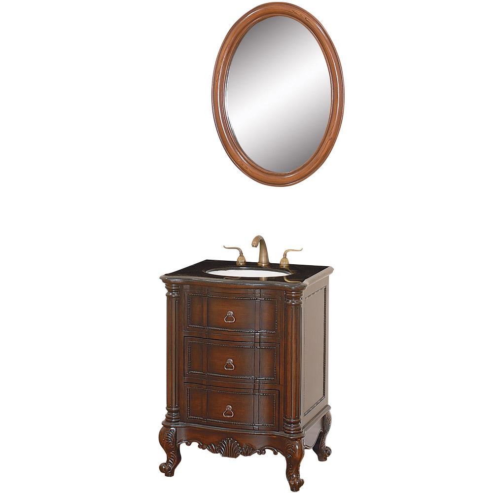 Canterbury 27 Quot Antique Bathroom Vanity Cherry Free