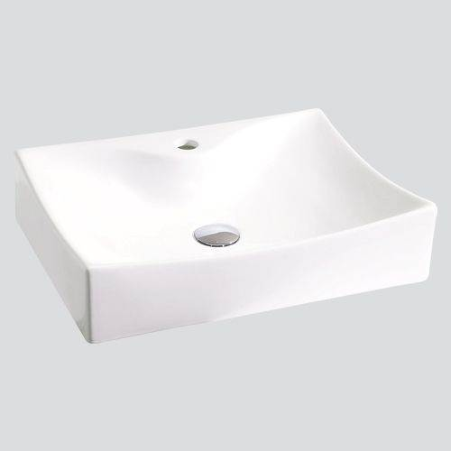 Zen Porcelain Vessel Sink