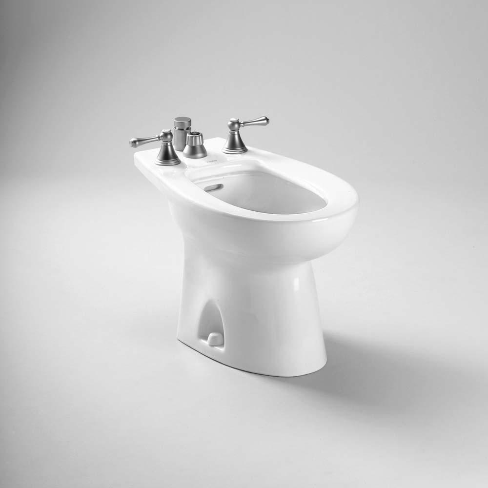 Bathtubs For Sale >> TOTO Piedmont Bidet, Vertical Spray | Free Shipping - Modern Bathroom