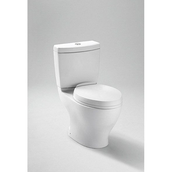 Toto Aquia Two-Piece Toilet by Toto