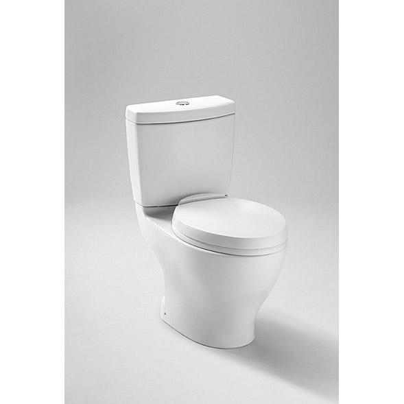 Bathroom Mirrors Canada >> TOTO Aquia II Dual Flush Two-Piece Toilet | Free Shipping - Modern Bathroom