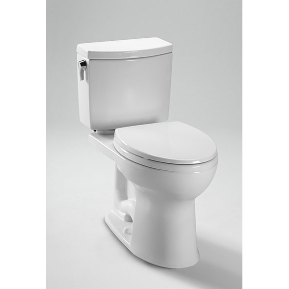 Toto Vespin II 1G Two Piece Toilet, Elongated Bowl, 1GPF, Ebony CST474CUF.51 by Toto