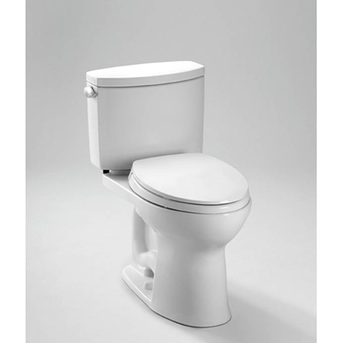TOTO® Drake® II 1.28GPF Close Coupled Toilet CST454CEF