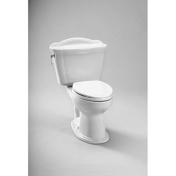 Toto Eco Whitney High Efficiency Two-Piece Toilet by Toto