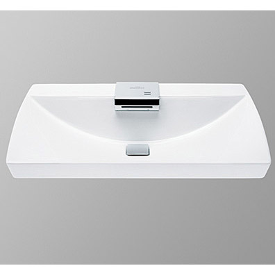 Toto Neorest Lavatory w/ Automatic Sensor Faucet by Toto
