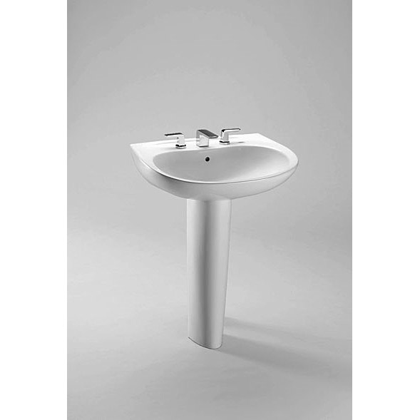 Toto Prominence Pedestal Lavatory w/ SanaGloss by Toto