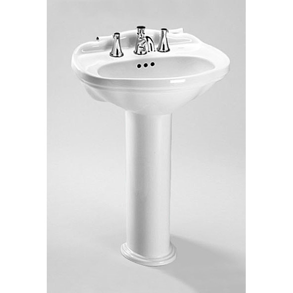 Toto Whitney Pedestal Lavatory by Toto