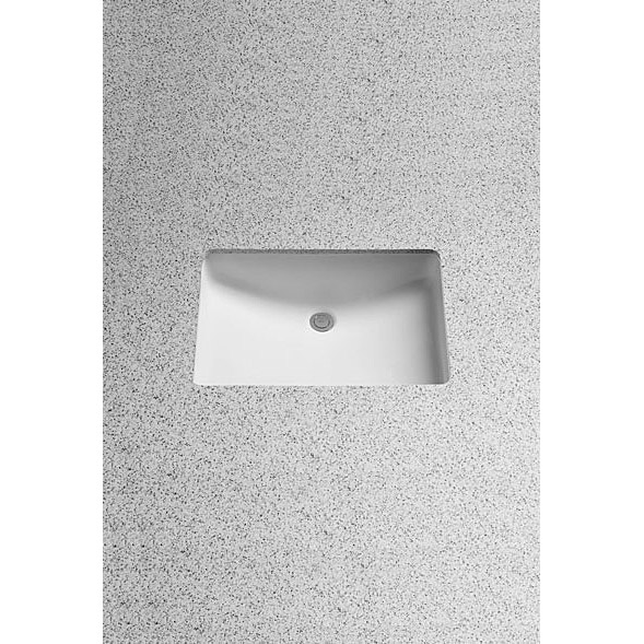 Toto Small Rectangular Undercounter Lavatory w/ SanaGloss by Toto