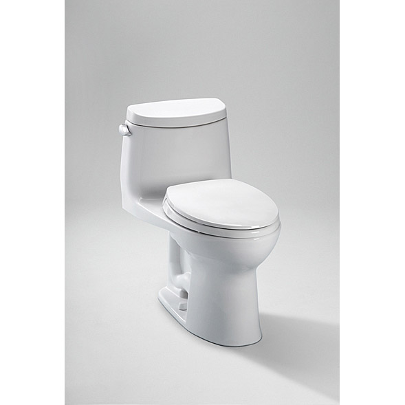 Toto Ultramax II High Efficiency One-Piece Toilet w/ Sanagloss by Toto
