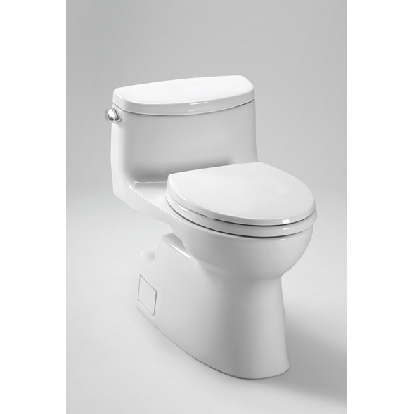 Toto Carolina One-Piece Toilet by Toto