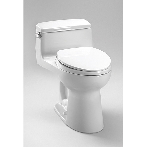 Toto Bathroom Fittings: TOTO Supreme™ One-Piece ADA Toilet, 1.6 GPF
