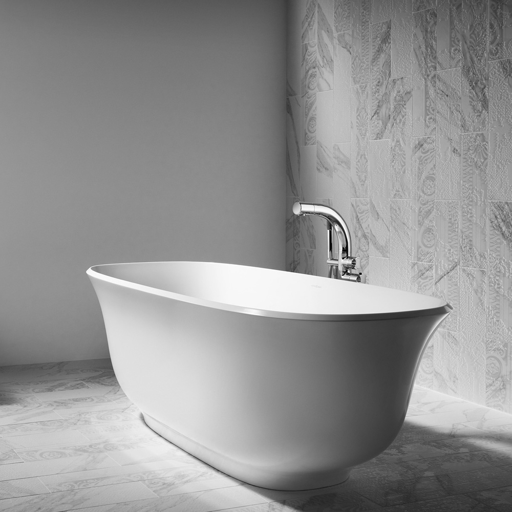 Amiata Bathtub By Victoria And Albert Free Shipping