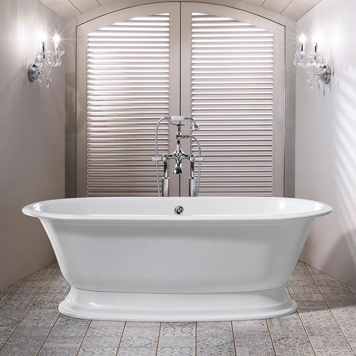 Elwick Bathtub by Victoria and Albert RAD-N-SW-OF + ELW-B-SW (C5898)