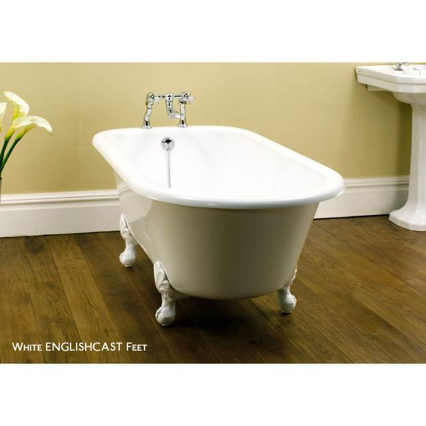 Hampshire Clawfoot Bathtub by Victoria and Albert HAM-N-SW + (C2490)