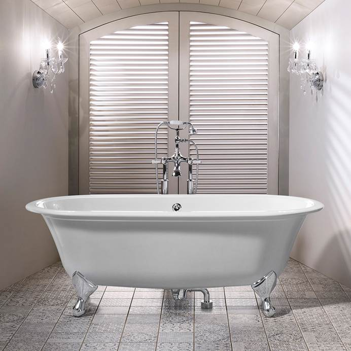Radford Clawfoot Bathtub by Victoria and Albert RAD-N-SW-OF + (C5238)