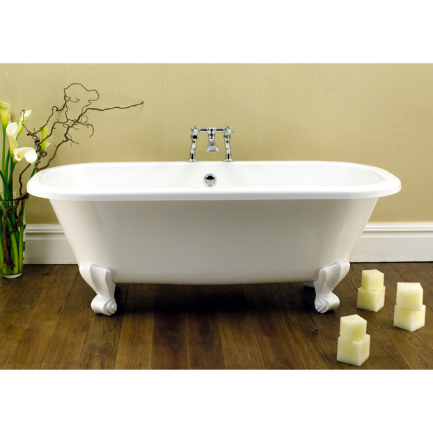 Richmond clawfoot bathtub by victoria and albert free for Victoria albert clawfoot tub