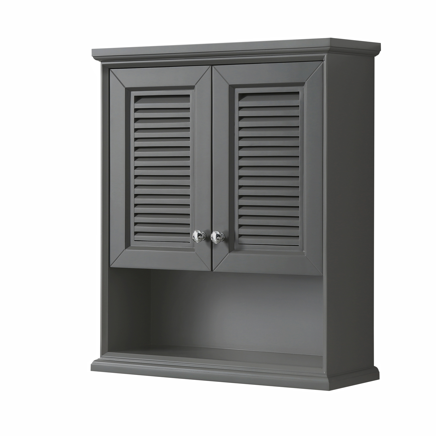Tamara Over Toilet Wall Cabinet By Wyndham Collection