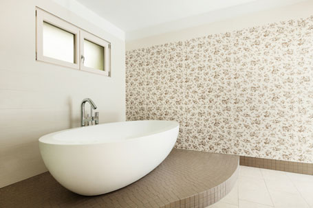 Wallpaper Ideas For Your Bathroom