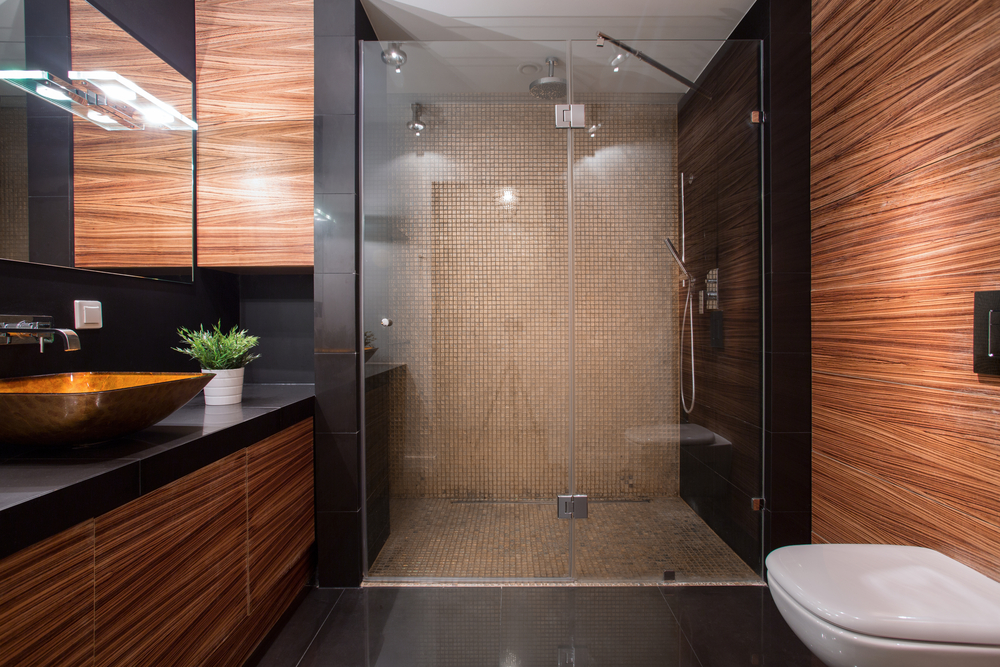 Tips For Converting A Tub To A Shower - Bathroom shower materials