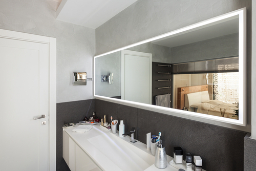 Tips For Using Mirrors In Bathroom To Enlarge The Space