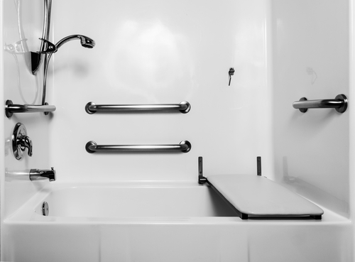 Bathroom Safety: Tips for the Elderly