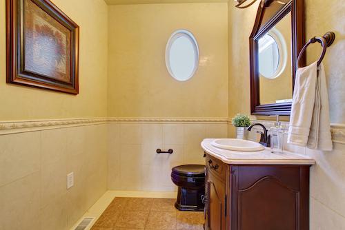 Half Bath Ideas On A Budget: Bathroom Remodel: Ideas For Remodeling A Half Bath