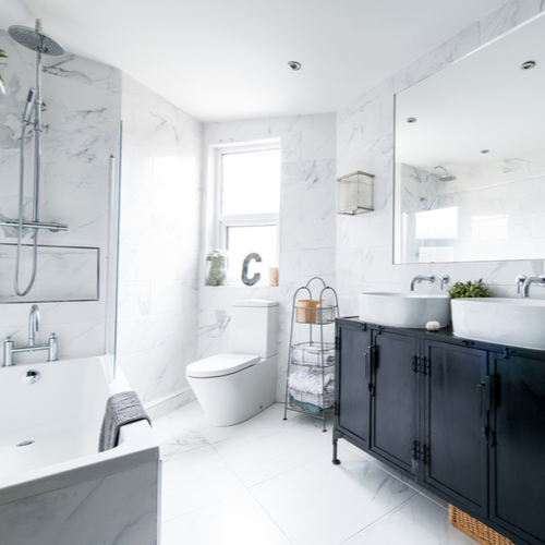 Contemporary Bathrooms 2020 Style, Contemporary Modern Bathroom