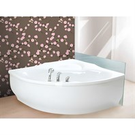 Aquatica PureScape 314 Corner Acrylic Bathtub - White Aquatica PS314