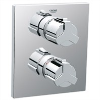 Grohe Allure Integrated Thermostat Trim - Starlight Chrome