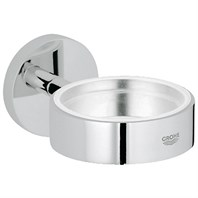 Grohe Essentials Soap Holder - Brushed Nickel GRO 40369EN0