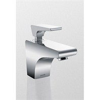 TOTO Ethos Design C Single-Handle Lavatory Faucet - Polished Chrome